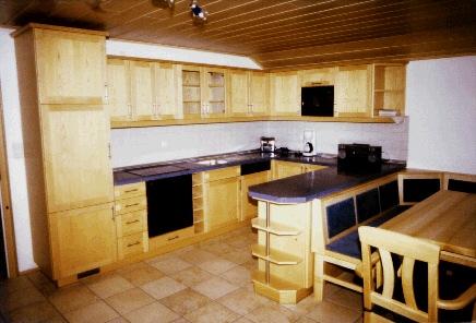 holzk chen haus design m bel ideen und innenarchitektur. Black Bedroom Furniture Sets. Home Design Ideas
